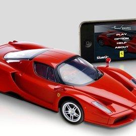 SilverLit Silverlit Ferrari Enzo Bluetooth Remote Control Car