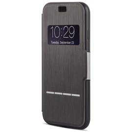 Moshi Moshi SenseCover Case for iPhone 8/7 Charcoal Black