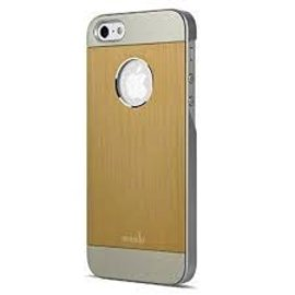 Moshi Moshi iGlaze Armour Case for iPhone 5/5s Bronze