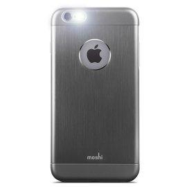 Moshi Moshi iGlaze Armour Case for iPhone 6 Plus Gunmetal Grey