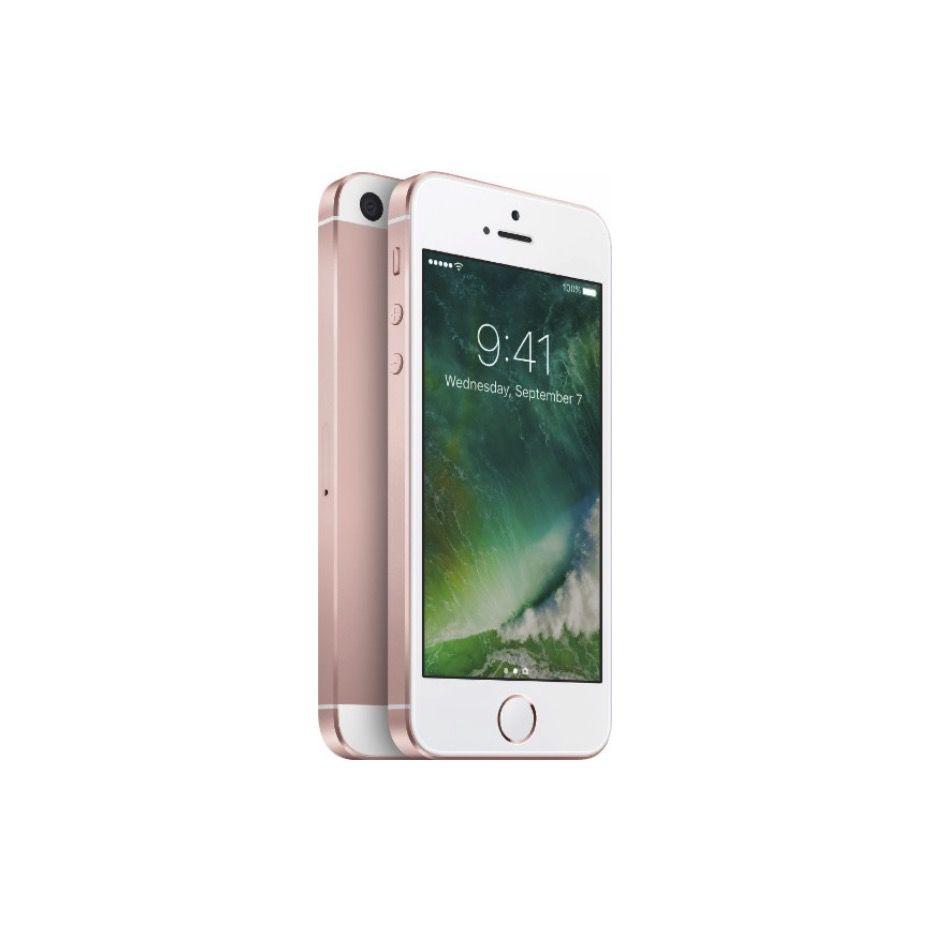 apple apple iphone se 128gb rose gold unlocked and sim. Black Bedroom Furniture Sets. Home Design Ideas