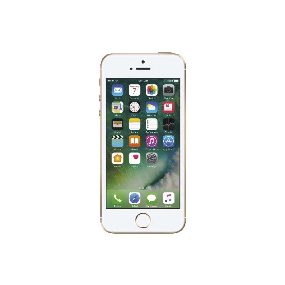 apple apple iphone se 128gb gold unlocked and sim free. Black Bedroom Furniture Sets. Home Design Ideas