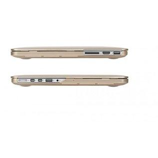 "Moshi Moshi iGlaze case for MacBook Pro Retina 13"" Satin Gold"