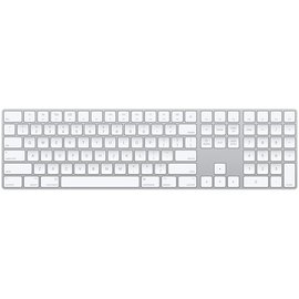 Apple Apple Magic Keyboard with Numeric Keypad w/ lightning USB cable (REQUIRES EL CAPITAN MAC O/S 10.11 OR LATER)