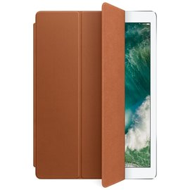"Apple Apple Leather Smart Cover for iPad Pro 12.9"" (1st/2nd gen) - Saddle Brown (ATO)"