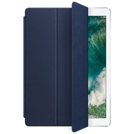 "Apple Apple Leather Smart Cover for iPad Pro 12.9"" (1st/2nd gen) - Midnight Blue (ATO)"