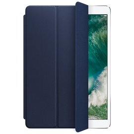 Apple Apple Leather Smart Cover for 10.5-inch iPad Pro - Midnight Blue (ATO)