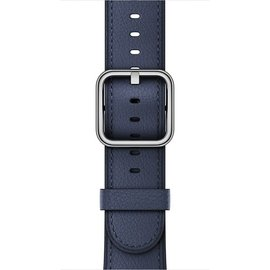 Apple Apple Watch Band 42mm Midnight Blue Classic Buckle 150-215mm (ATO)