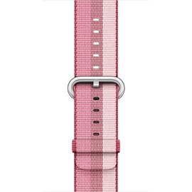 Apple Apple Watch Band 38mm Berry Stripe Woven Nylon 125-195mm (ATO)