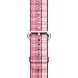 Apple Apple Watch Band 42mm Berry Stripe Woven Nylon 145-215mm (ATO)