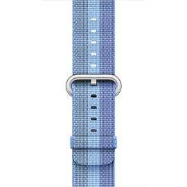Apple Apple Watch Band 42mm Tahoe Blue Stripe Woven Nylon 145-215mm (ATO)