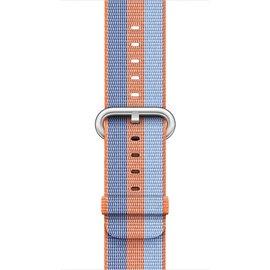 Apple Apple Watch Band 38mm Orange Woven Nylon 125-195mm (ATO)