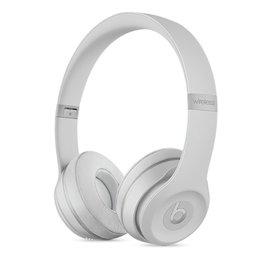 Beats Beats Solo3 Wireless On-Ear Headphones - Matte Silver