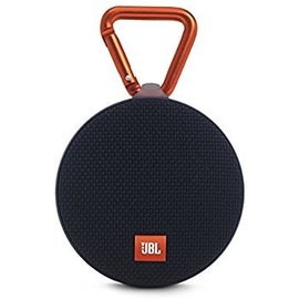 JBL JBL Clip 2 Waterproof Bluetooth Speaker Black