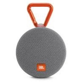 JBL JBL Clip 2 Waterproof Bluetooth Speaker Gray