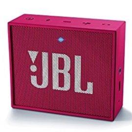 JBL JBL GO Bluetooth Speaker Pink