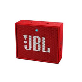 JBL JBL GO Bluetooth Speaker Red