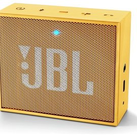 JBL JBL GO Bluetooth Speaker Yellow