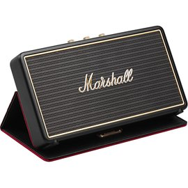 Marshall Marshall Stockwell Bluetooth Speaker Black with Flip Cover