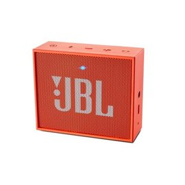 JBL JBL GO Bluetooth Speaker Orange