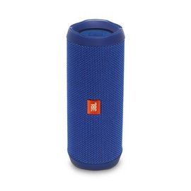 JBL JBL Flip 4 Bluetooth Waterproof Speaker Blue
