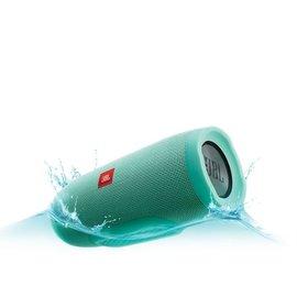 JBL JBL Charge 3 Waterproof Bluetooth Speaker - Teal