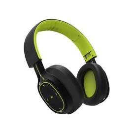 BlueAnt BlueAnt Pump Zone Over-Ear Bluetooth Headphones - Green