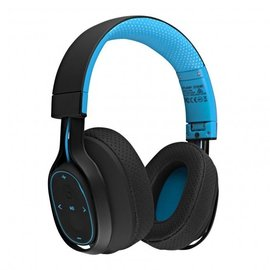 BlueAnt BlueAnt Pump Zone Over-Ear Bluetooth Headphones - Blue