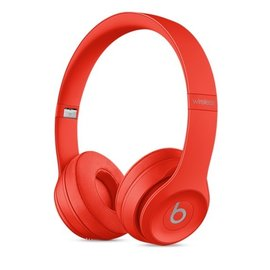 Beats Beats Solo3 Wireless On-Ear Headphones - Red