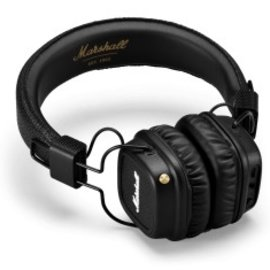 Marshall Marshall Major II On Ear Bluetooth Headphones Black