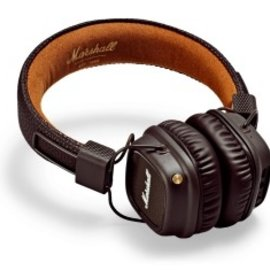 Marshall Marshall Major II On Ear Bluetooth Headphones Brown