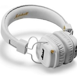 Marshall Marshall Major II On Ear Bluetooth Headphones White