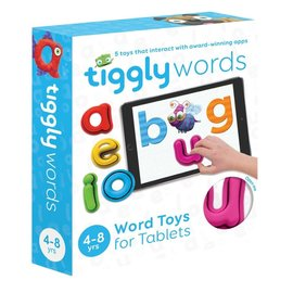Tiggly Tiggly Words Interactive Learning Toy for Tablets