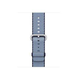 Apple Apple Watch Band 38mm Midnight Blue Check Woven Nylon 125-195mm (ATO)