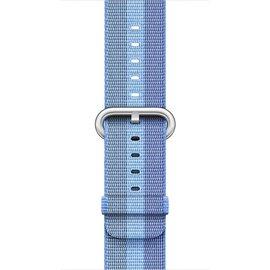 Apple Apple Watch Band 38mm Tahoe Blue Stripe Woven Nylon 125-195mm (ATO)