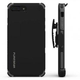 Pure Gear Pure Gear Dual Tek Hip Case for iPhone 8/7 Plus Matte Black