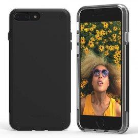 Pure Gear Pure Gear Dual Tek Pro Case for iPhone 8/7 Plus Black/Clear