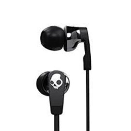 Skullcandy Skullcandy Strum Wired In-Ear Earbuds Black/Chrome