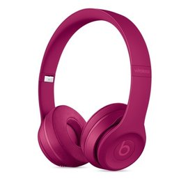 Beats Beats Solo3 Wireless On-Ear Headphones - Brick Red
