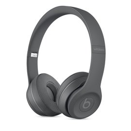 Beats Beats Solo3 Wireless On-Ear Headphones - Asphalt Gray