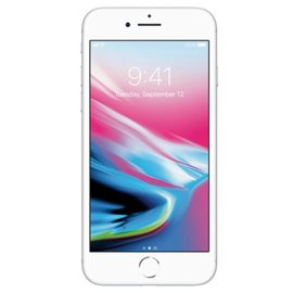 Apple Apple iPhone 8 64GB Silver (Unlocked and SIM-free) (ATO)
