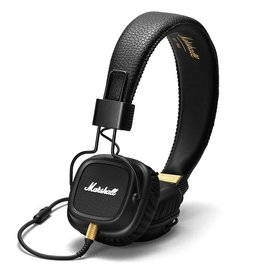 Marshall Marshall Major II On Ear Headphones Wired Black