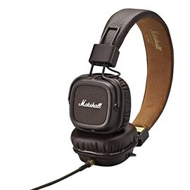 Marshall Marshall Major II On Ear Headphones Wired Brown