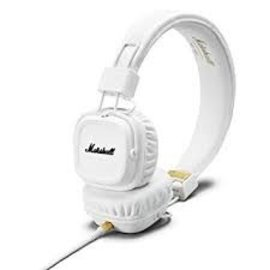 Marshall Marshall Major II On Ear Headphones Wired White