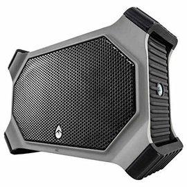 EcoXgear Ecoxgear EcoSlate Bluetooth Waterproof Speaker Black