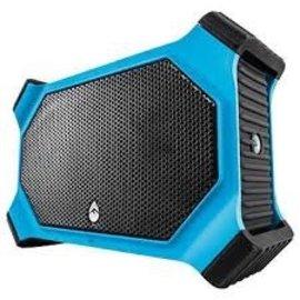EcoXgear Ecoxgear EcoSlate Bluetooth Waterproof Speaker Electric Blue