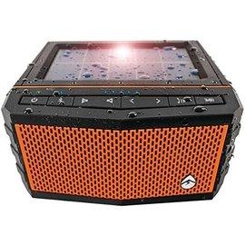 EcoXgear Ecoxgear SolJam Solar Powered Bluetooth Waterproof Speaker Orange