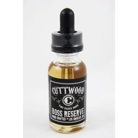 Cuttwood Boss Reserve 30ml