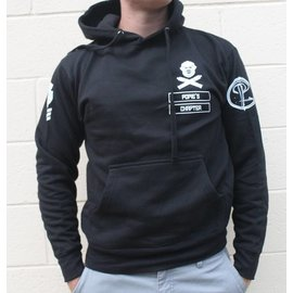 Cloud Kicker Society CKS Popie's Chapter Hoodie