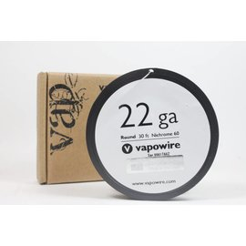 Vapowire 30ft. Spool Vapowire N60 22G